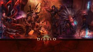 Diablo 3 Background
