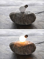 Lamp by jiyuseki