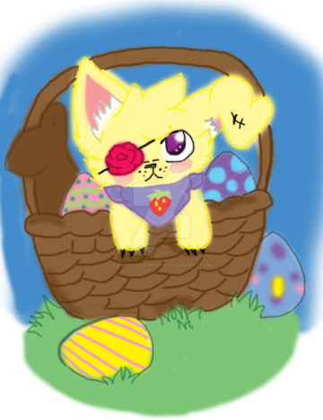 Happy Easter!!! by HappyCritterFriends