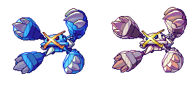 Mega Metagross sprite