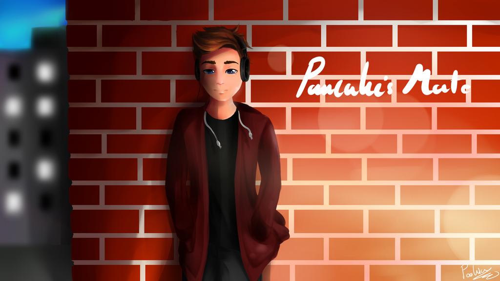 Pancakesmate by Pookia