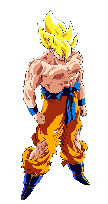 Legendary Super Saiyan...