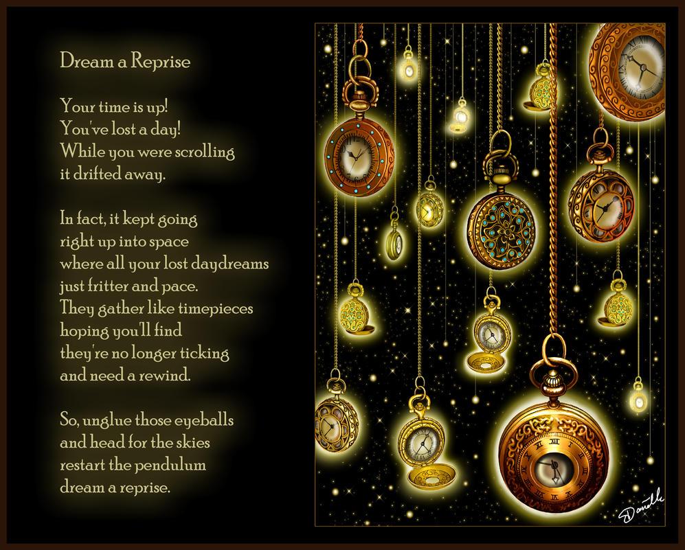 Dream a Reprise by C1nderellaMan