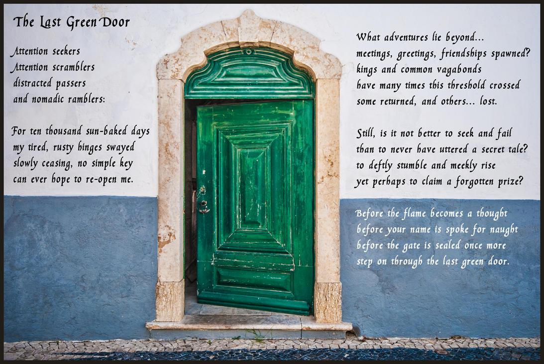 The Last Green Door by C1nderellaMan
