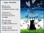 Paper Butterflies by C1nderellaMan