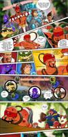 League of Legends: Red Dead Redemption by xxswingxx
