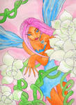 Jazmine Faerie by sofianime