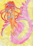 Pinktail Mermaid