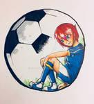 Copic marker- Hiroto Kiyama