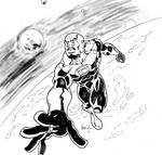 John Stewart : Green Lantern