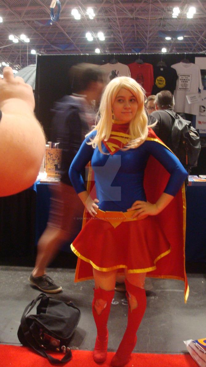 NYCC 2013- Supergirl by ShawnAtkinson