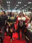 NYCC :2015- Loki and Thor