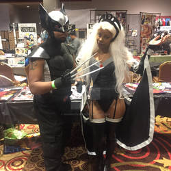 Wolvie and Storm