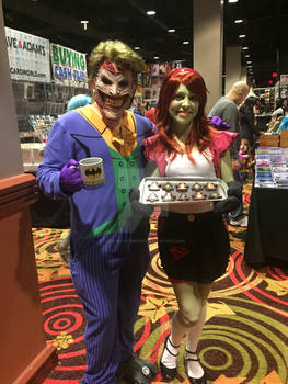 WinterCon 2015: Joker and Ms. Martian