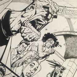 BOMBSHELLS INC. #3 Panel