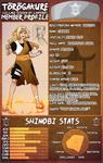 HLV: Yuka Kazehaya - The Destroyer by darlingGrim