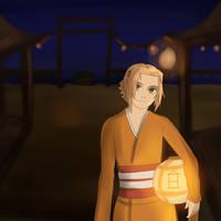 HLV: Lanterns in the Sky by darlingGrim
