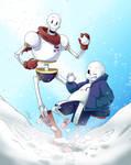 Undertale: Snowball Fight!