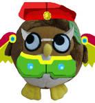 Storm Owl doll