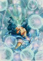 Sailor Mercury by Cookiepoppet