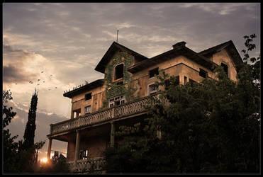The house of broken dreams...