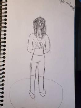 Alone in a Circle