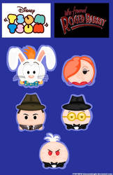 Who Framed Roger Rabbit In Tsum Tsum by BlossomBright