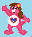 Blossomheart Bear by BlossomBright