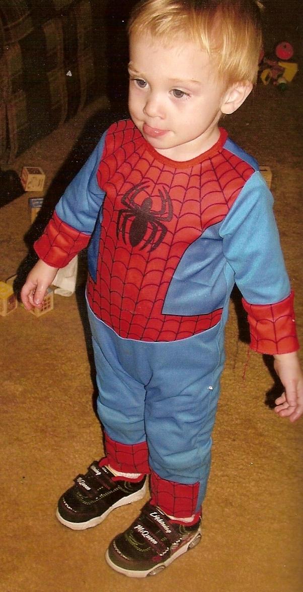 Spider-Aiden