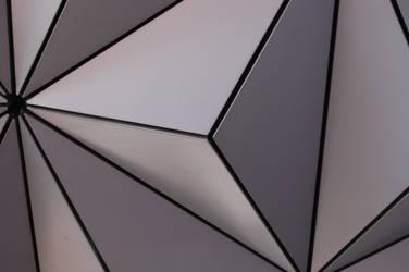Close-Up Spaceship Earth