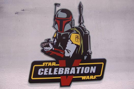 Star Wars Celebration V Logo