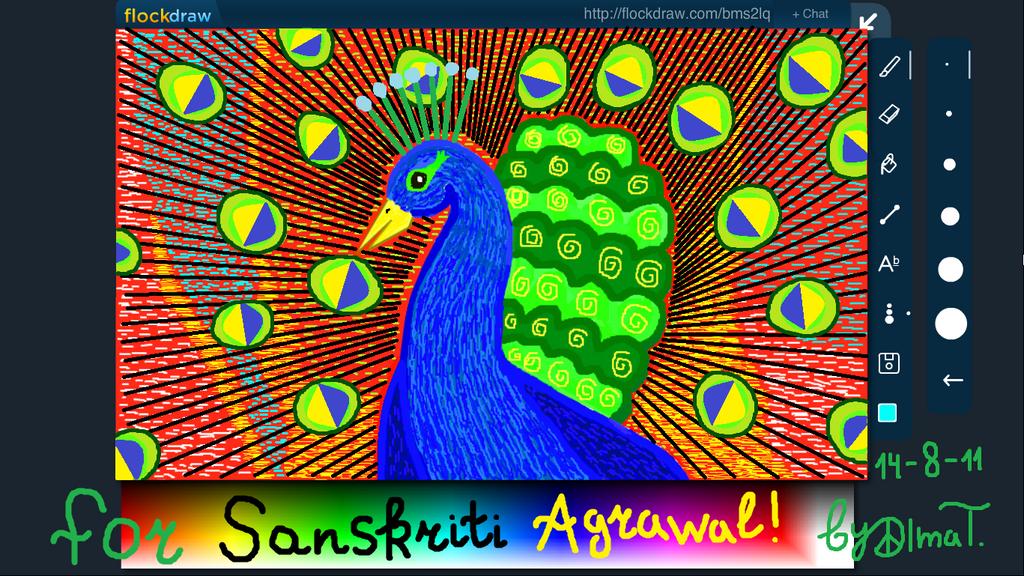 Happy Birthday to You , Sanskriti ! by UAkimov09