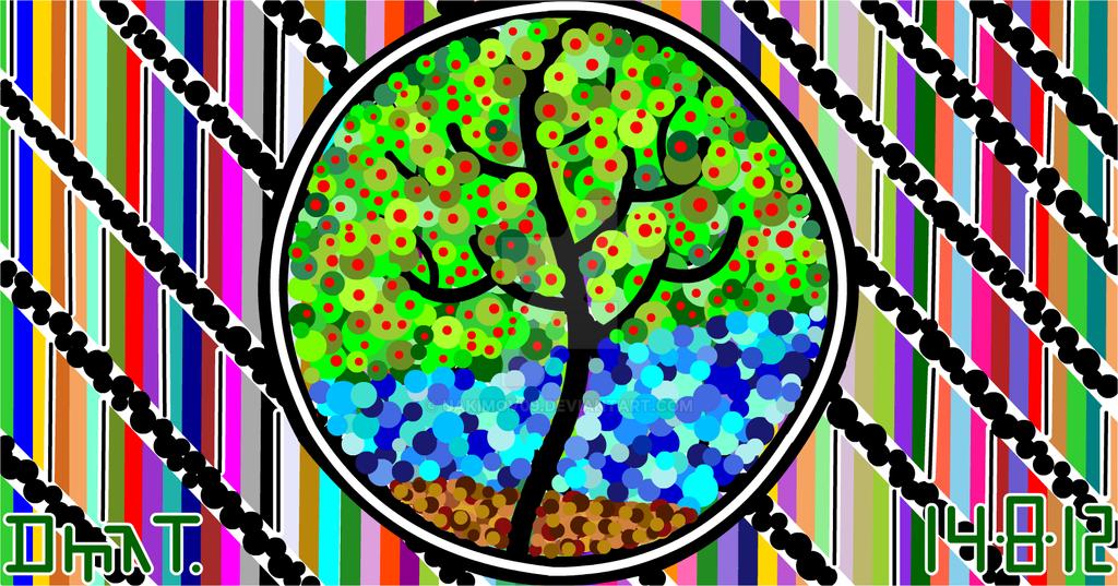 Wonderwall Tree ! :) by UAkimov09