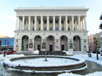 National Music Academy of Ukraine (Tchaikovsky) 1 by UAkimov09