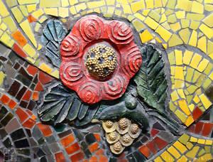Mosaics of Kyiv. Subway (5)