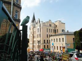 ''Richard's Castle'' in Kyiv 19 09m 07 (1)