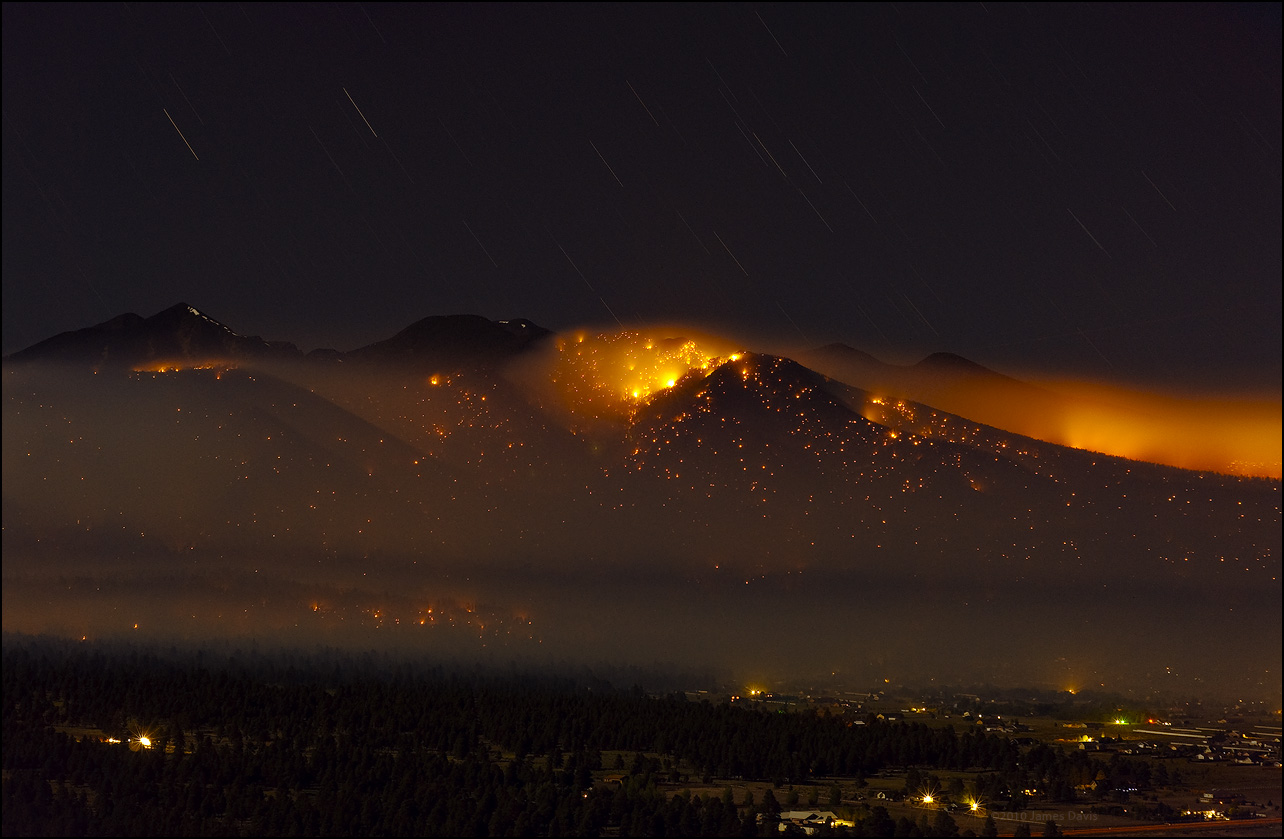 Schultz Fire by Night by Rhavethstine