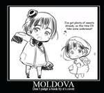Hetalia Moldova Motivational Poster