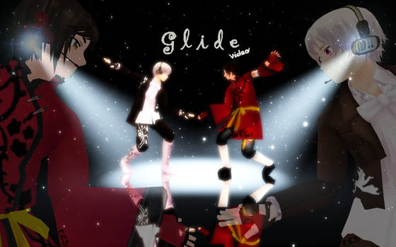 [MMD] Hong Kong and Iceland - GLIDE video