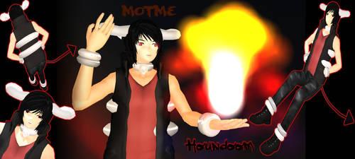 *+MOTME+* [Houndoom Gijinka]