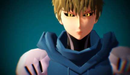 new obsession ... GENOS [MMD video link]