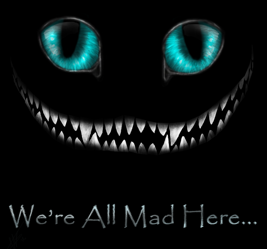 Me presento: We__re_all_mad_here__by_drakitaa-d4re3dd