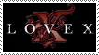 .Lovex Stamp. by DarknEvilKitty