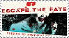 Escape The Fate Stamp. by DarknEvilKitty