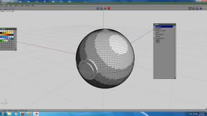 3D PokeBall WIP by ham549
