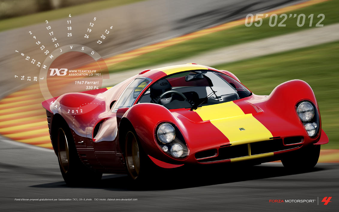 1967 ferrari 330 p4 by about zero on deviantart. Black Bedroom Furniture Sets. Home Design Ideas