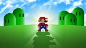 Mario HD Wallpaper