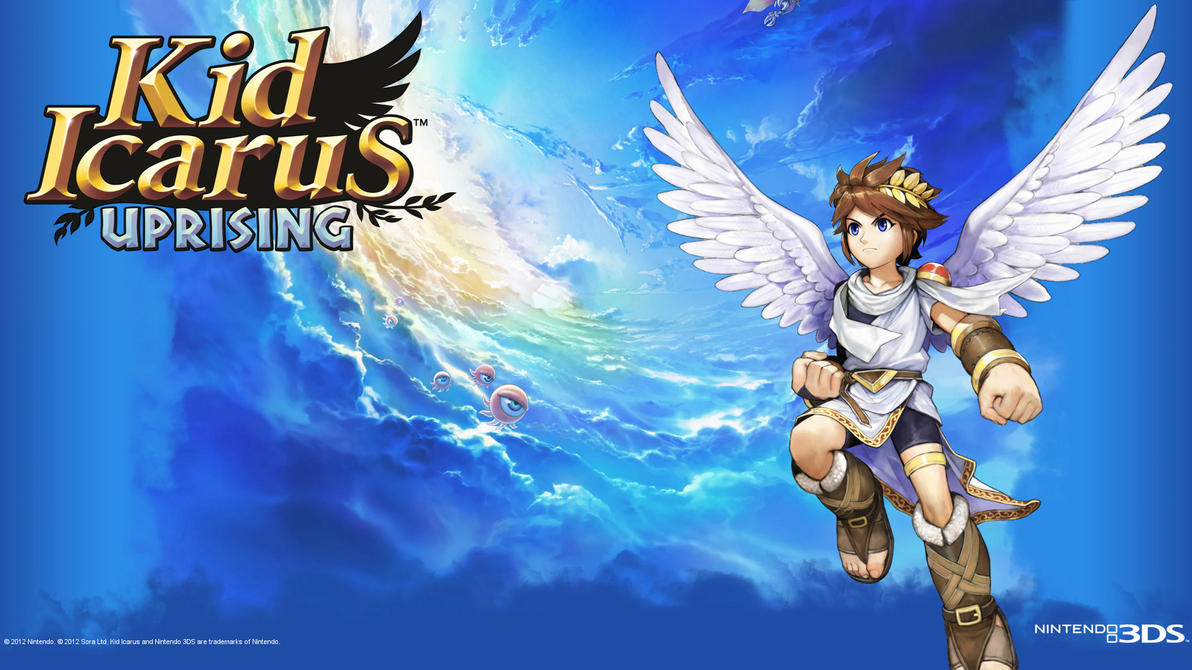 Kid Icarus Uprising Fan Wallpaper By FiDumppi On DeviantArt