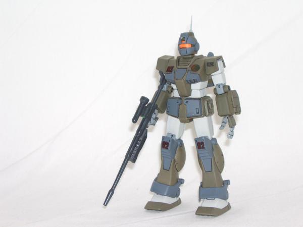 RGM-79SC GM Sniper Custom by ~clem-master-janitor on deviantART