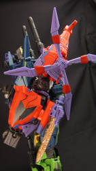 FoC Vortex Arm Mode
